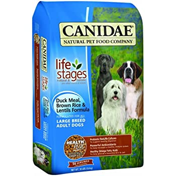 Canidae Dry Dog Food Amazon