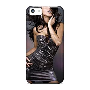 Case Cover Beauty Girl/ Fashionable Case For Iphone 5c