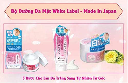 01 set - The perfect white skin care White Label- Bo Duong Trang Da Hoan Hao White Label