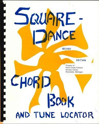 Square Dance Chord Book and Tune Locator (2nd edition)