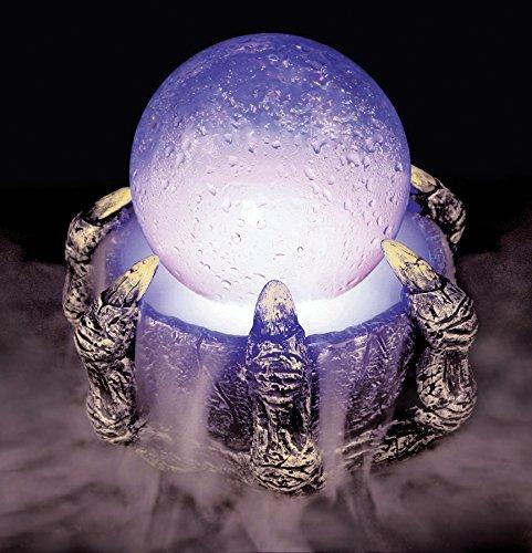 UHC Haunted House Crystal Ball Mister Horror Theme