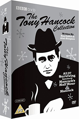 Huntley Woods - The Tony Hancock BBC Collection (8 Disc Box Set) [DVD] [1956]