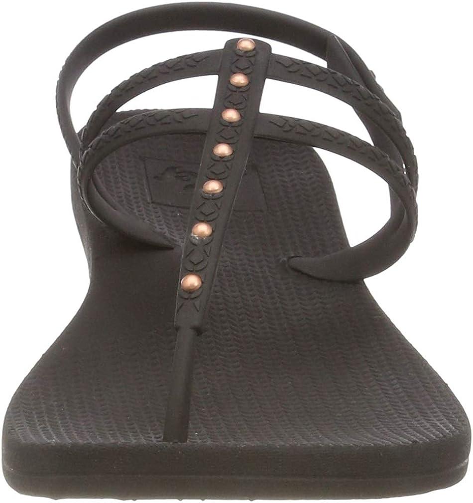 Classic Womens Flip Flops Waterproof REEF Womens Sandals Escape Lux T Stud