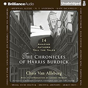The Chronicles of Harris Burdick Audiobook