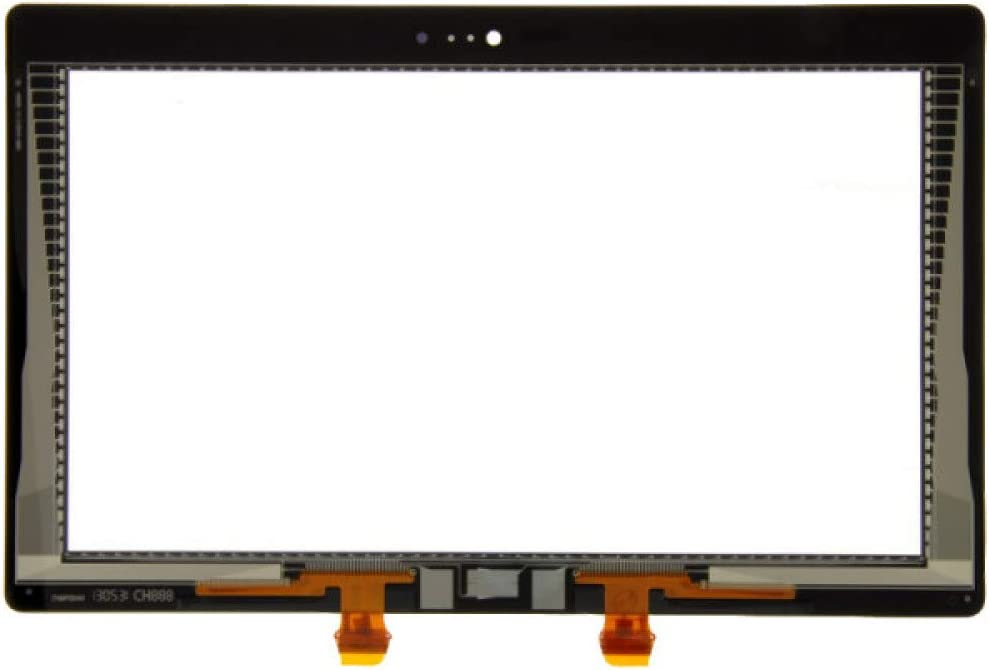 with Glue Card Digitizer for Microsoft Surface 2 Black