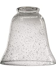 Quorum 2801, Clear Seeded Glass