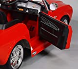 12V 1967 Shelby Mustang GT 500 Two Seater ride on
