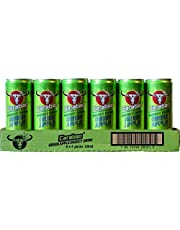 Carabao Energy Drink, Green Apple 24 Cans x 330ml