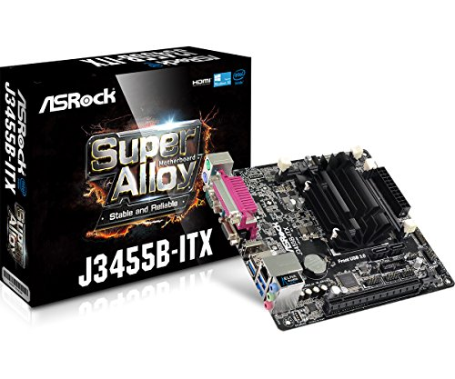 Used, ASRock Motherboard & CPU Combo Motherboards J3455B-ITX for sale  Delivered anywhere in USA
