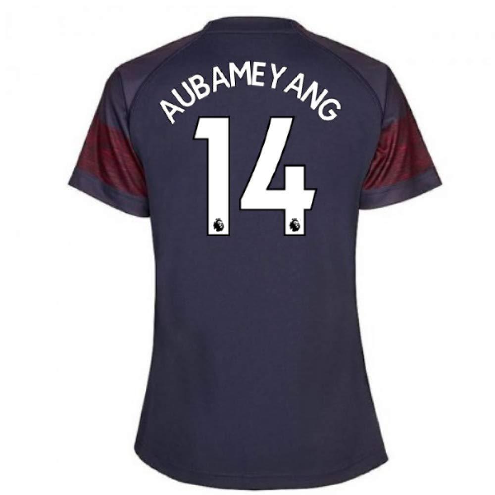 【楽天カード分割】 2018-2019 Arsenal Puma Away Ladies Shirt (Pierre 12 Puma Size Emerick Aubameyang 14) B07H9SDB53 Medium - Size 12|Dark Blue Dark Blue Medium - Size 12, ミトシ:2b4c996a --- svecha37.ru