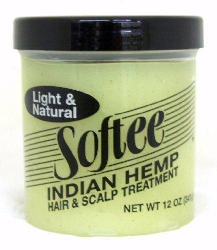 Softee Hair & Scalp Treatment - Indian Hemp 12 oz.