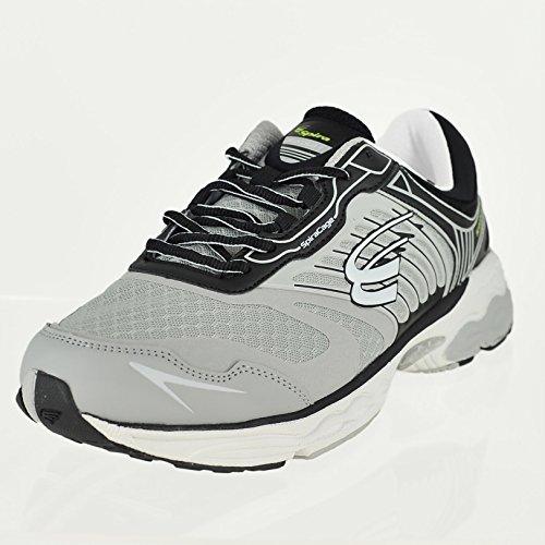 (Spira Scorpius II Running Medium Men's Shoes Size 12 Grey/Black)