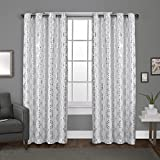 Best Exclusive Home Curtains Home Fashion Curtains Whites - Exclusive Home Curtains Modo Grommet Top Window Curtain Review