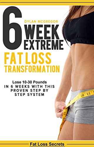 Week Extreme Fat Loss Transformation ebook product image