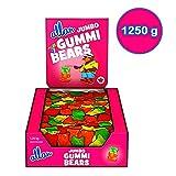 ALLAN Gummy Candy, Jumbo Gummy Bears, 1250 Gram