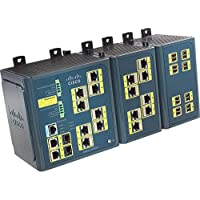 Cisco Industrial Ethernet 3000 Series - Switch - 8 Ports - Managed - DIN Rail Mountable (IE-3000-8TC-E)