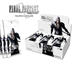 From the multi-million selling FINAL FANTASY franchise comes a brand new trading card experience! This 2-player game has even more cards for you to collect in the Opus III collection, the latest set of FINAL FANTASY TRADING CARDS to be...
