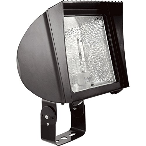 RAB Lighting FXH70TQT Flex Flood Bronze HID Floodlights 70W Metal Halide quad tap Trunnion Mount