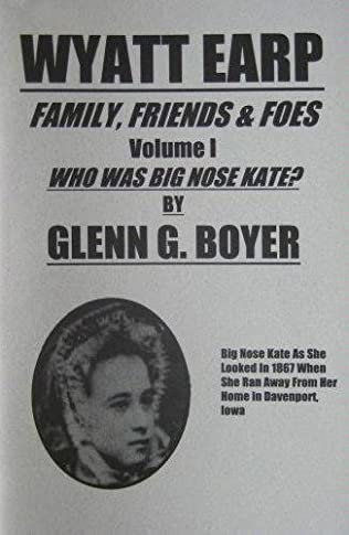 book cover of Who Was Big Nose Kate?