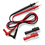 Tools & Hardware : Amprobe TL36A Test Leads with Alligator Clips, 1000V