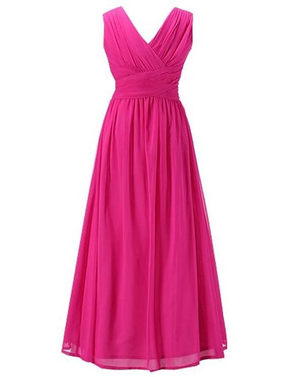 The 8 best fuschia bridesmaid dresses under 50