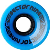 Sector 9 Nine Balls Skateboard Wheel, Blue, 59mm 78A