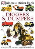 Best Sticker Books - Ultimate Sticker Book: Diggers and Dumpers Review