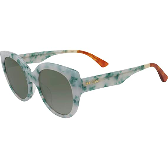bbbcc011d6c76 TOMS 10009572 Women s Luisa Mojito Frame Grey Gradient Lens Cat-Eye  Sunglasses  Amazon.in  Clothing   Accessories