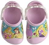 Crocs Princess Dreams in Bloom Clog (Toddler/Little Kid),Bubblegum/Oyster,6 M US Toddler