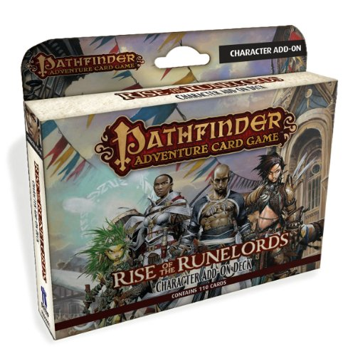 Pathfinder Adventure Card Game: Rise of The Runelords Character Add-On Deck]()