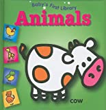Baby's First Library Animals, Yoyo Books, 9058435407