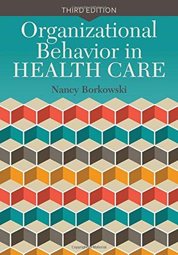 Organizat.Behav.In Healthcare W/Access