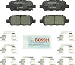 Today, one of every three Asian, Domestic, and European vehicles on the road in North America includes Bosch braking components. That's because Bosch has been a key player in the braking industry since applying for its first brake system desi...