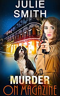 Murder On Magazine by Julie Smith ebook deal