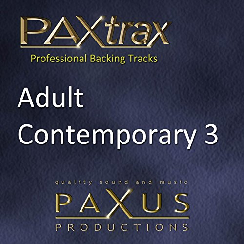 Paxtrax Professional Backing T...