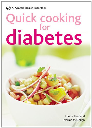 (Quick Cooking for Diabetes: A Pyramid Cooking Paperback (Pyramid Series))