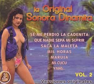 """La Original Sonora Dinamita """"Versiones Originales Vol 2"""" 100 Anos De Musica"""