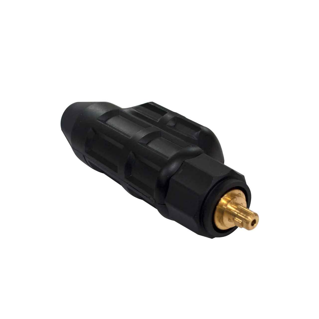 CK SL2-25M-24 SafeLoc Male Dinse 25M 3//8 CK24,80,90 Gas-Thru