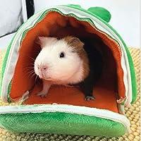 Wicemoon Caliente Mascotas Jaulas para Pequeño Conejo Hamster Casa ...