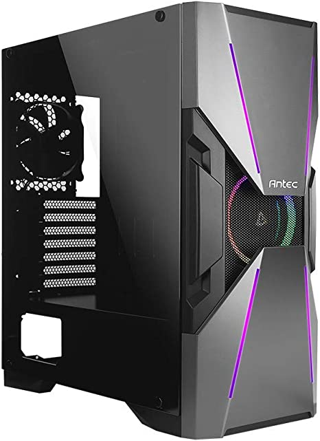 Antec DA601 Midi-Tower Negro - Caja de Ordenador (Midi-Tower, PC ...