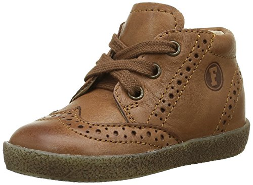 Naturino Falcotto 4177 - Zapatos de primeros pasos Bebé-Niños marrón (cognac)
