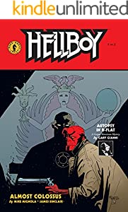 Hellboy: Almost Colossus #1