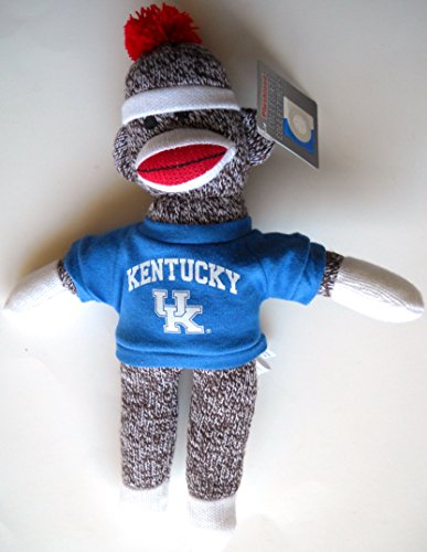 NCAA Kentucky Wildcats 11'' Sock Monkey ()