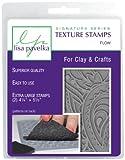Lisa Pavelka 327066 Texture Stamp Kit Flow