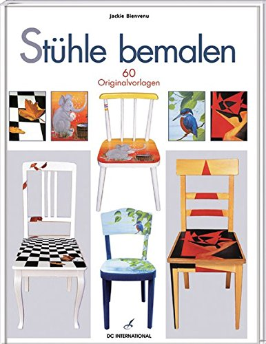 Stühle bemalen (DC International)