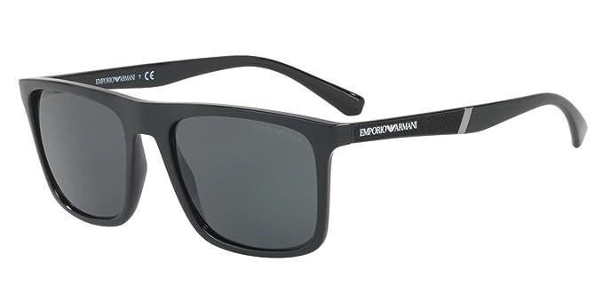 Sunglasses Emporio Armani EA 4097 F 501787 BLACK