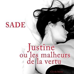 Justine ou les malheurs de la vertu | Livre audio