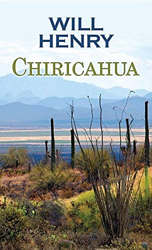 Download Chiricahua pdf epub