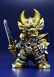 Garo Deformation Makai Collection Golden Knight Gallo (PVC painted PVC)