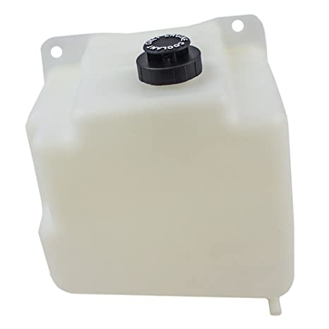 Coolant Overflow Tank Recovery Bottle Expansion Reservoir Replacement for  88-02 GM Old Body Style Pickup Truck SUV 15650373 AutoAndArt